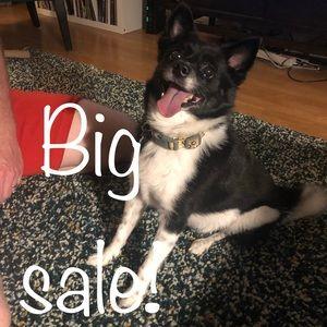 Big sale! 3/$15!